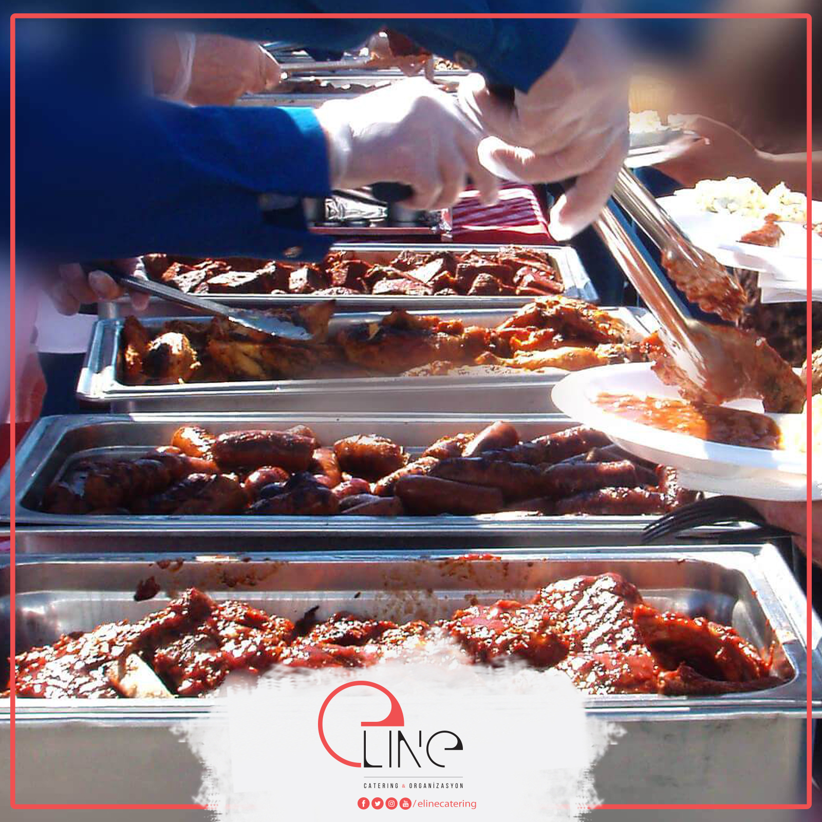 Eline Catering BBQ
