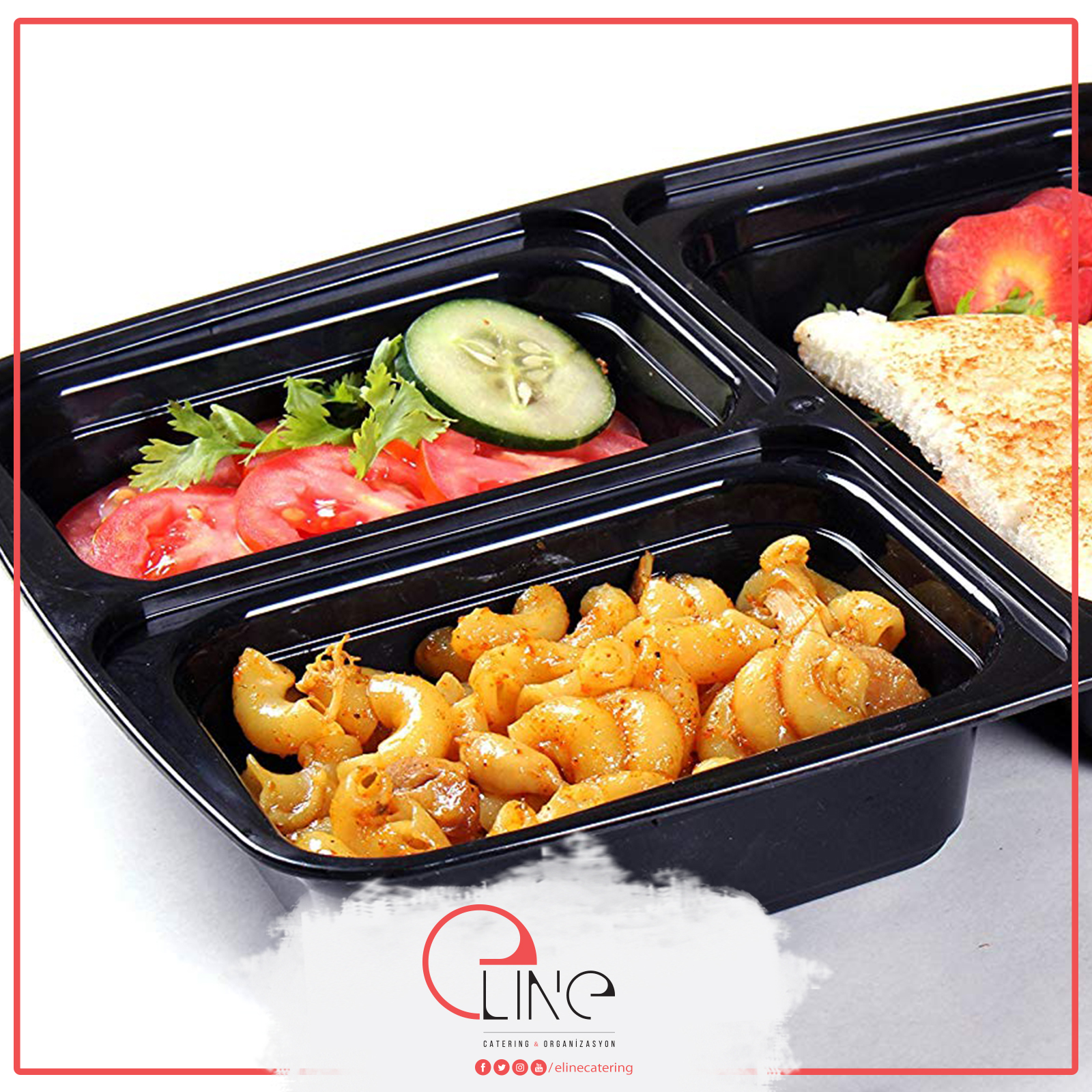 Eline Catering Lunchbox